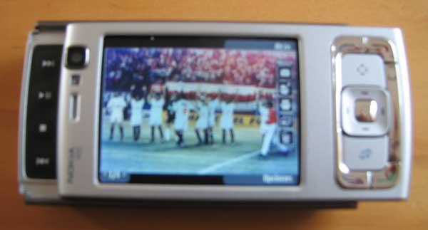 Nokia N95 Alex Celi - Universitario de Deportes