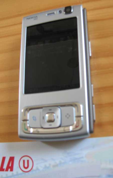 Nokia N95 Alex Celi